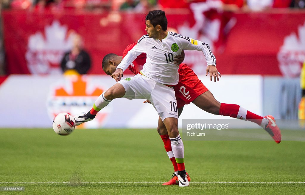 Mexico v Canada - FIFA 2018 World Cup Qualifier