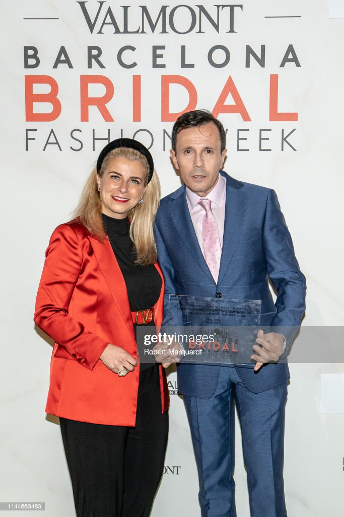 ESP: Tribute To Jesus Maria Montes-Fernandez - Valmont Barcelona Bridal Fashion Week 2019