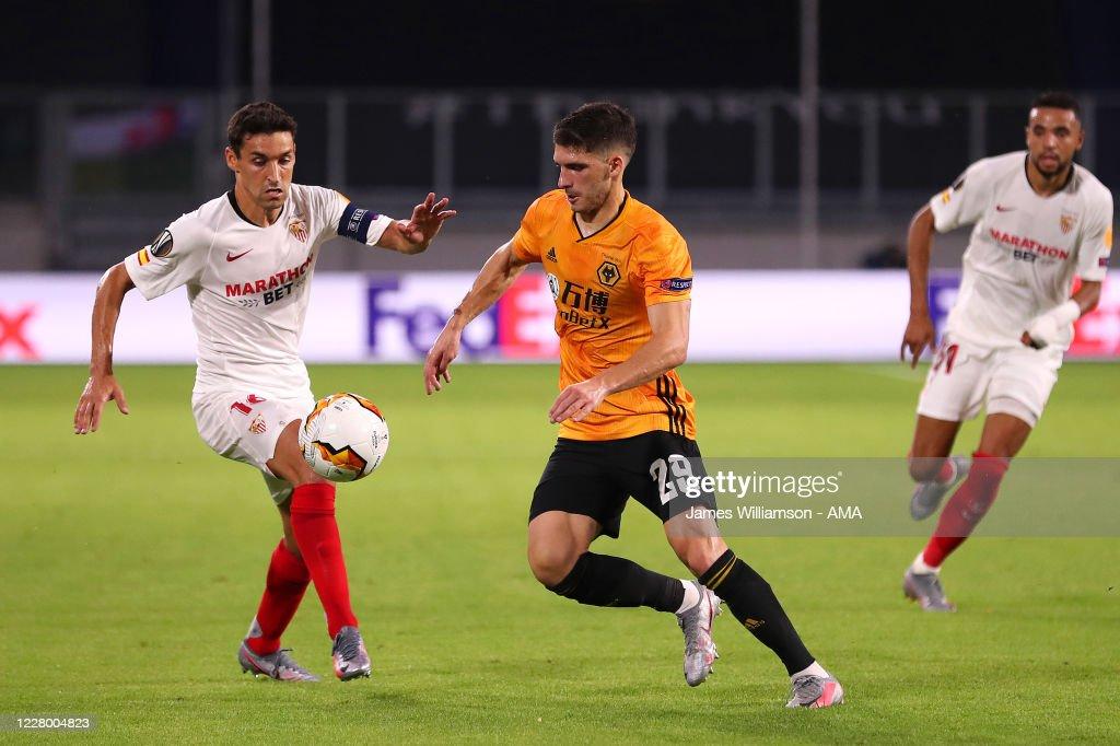 Wolverhampton Wanderers v Sevilla - UEFA Europa League Quarter Final : News Photo