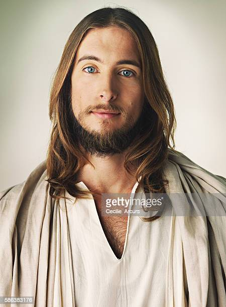 jesus of nazareth - jewish man stock photos and pictures