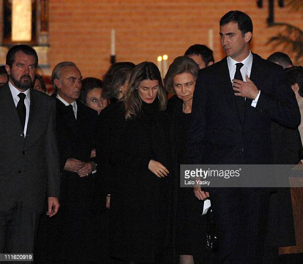 Jesus Ortiz Queen Sofia and Prince Felipe