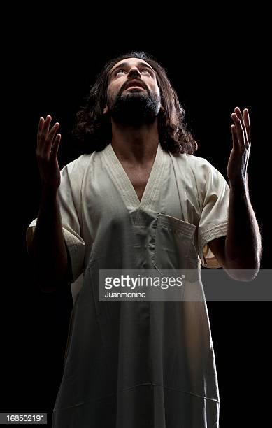 jesus - acting stock pictures, royalty-free photos & images