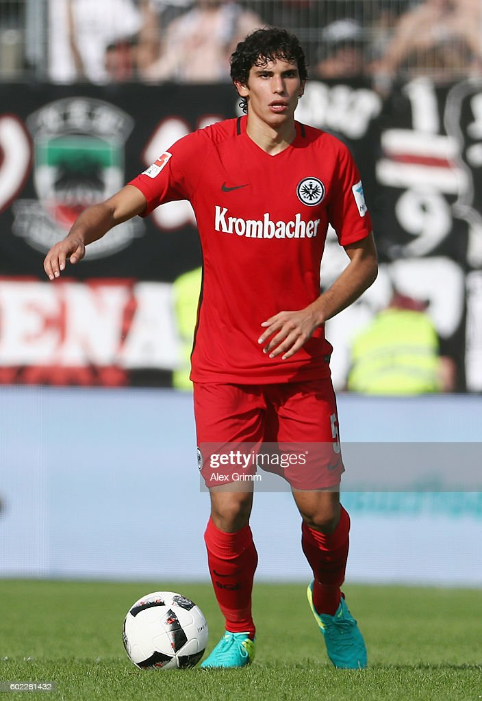 SV Darmstadt 98 v Eintracht Frankfurt - Bundesliga : News Photo