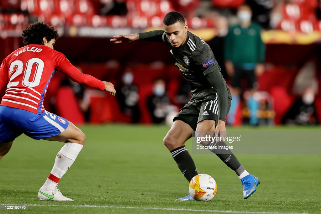 Granada v Manchester United - UEFA Europa League : ニュース写真