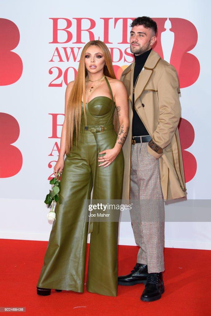 The BRIT Awards 2018 - Red Carpet Arrivals : Photo d'actualité