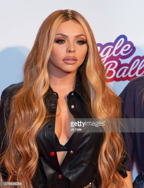 Jesy Nelson of Little Mix attends the Capital FM Jingle Bell Ball at The O2 Arena on December 09 2018 in London England