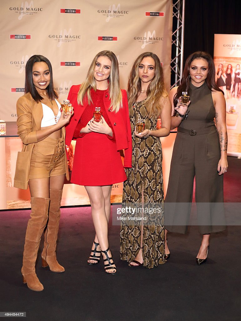 Little Mix - Fragrance Signing