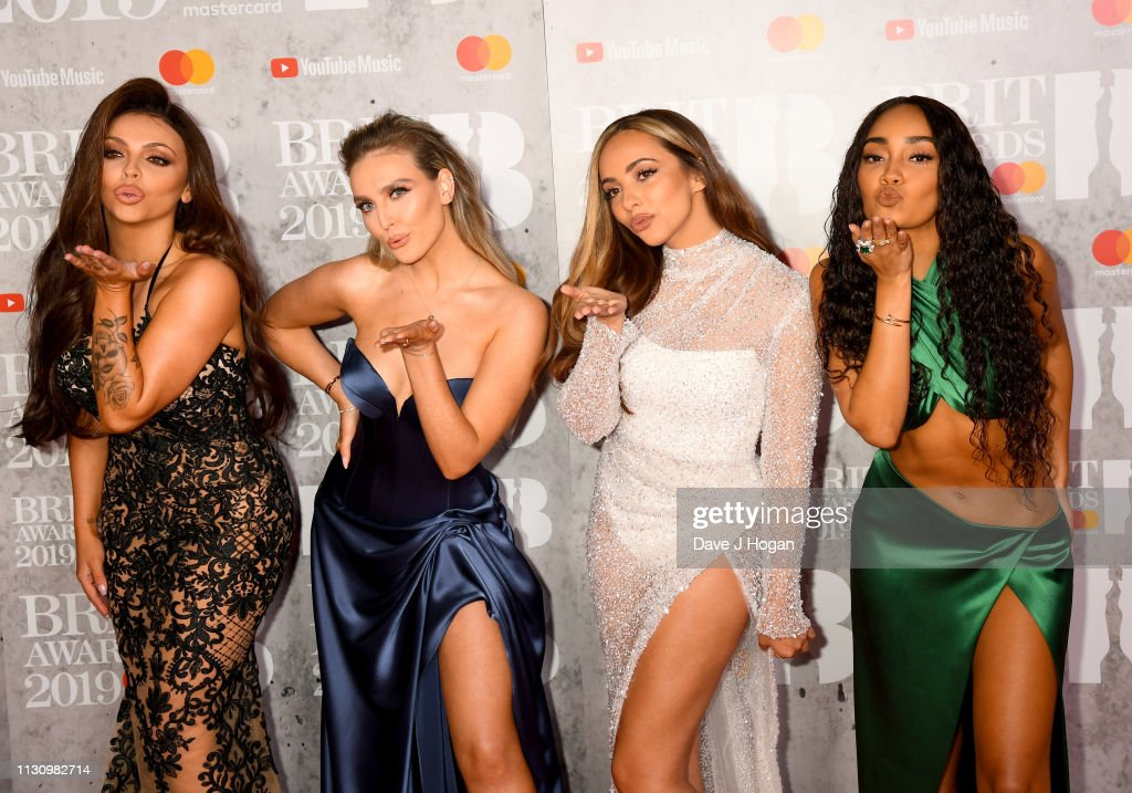 GBR: The BRIT Awards 2019 - VIP Arrivals
