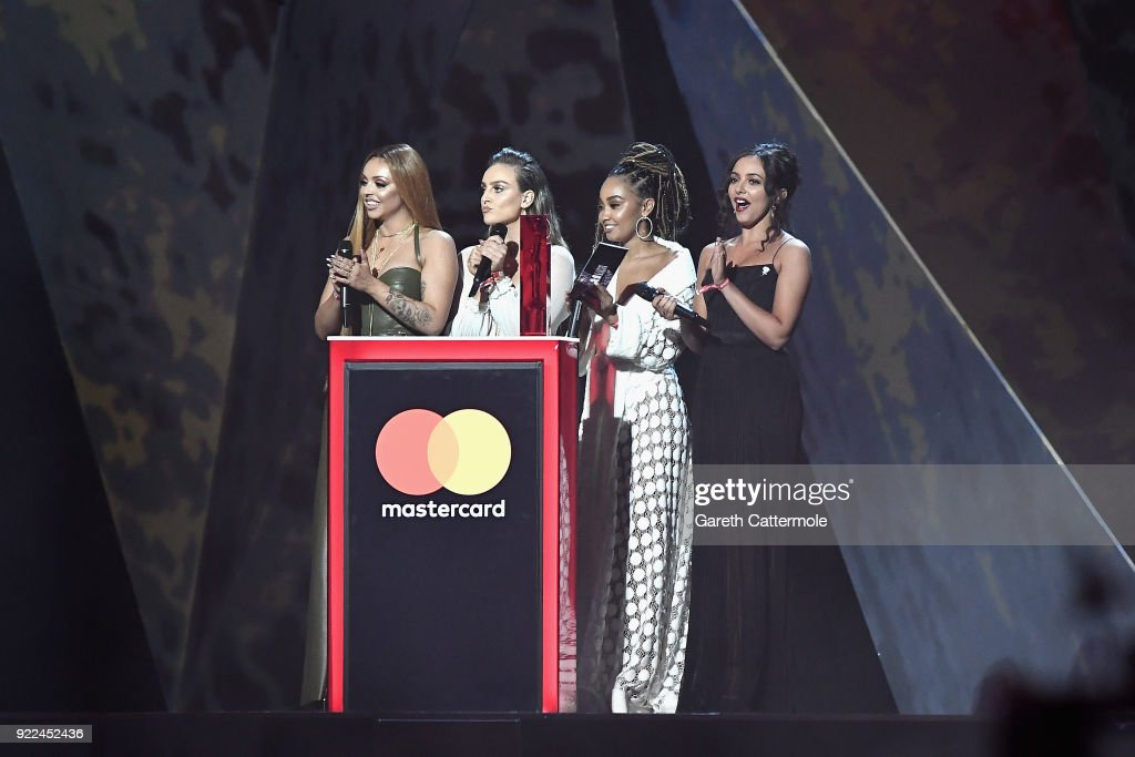 The BRIT Awards 2018 - Show : Nachrichtenfoto