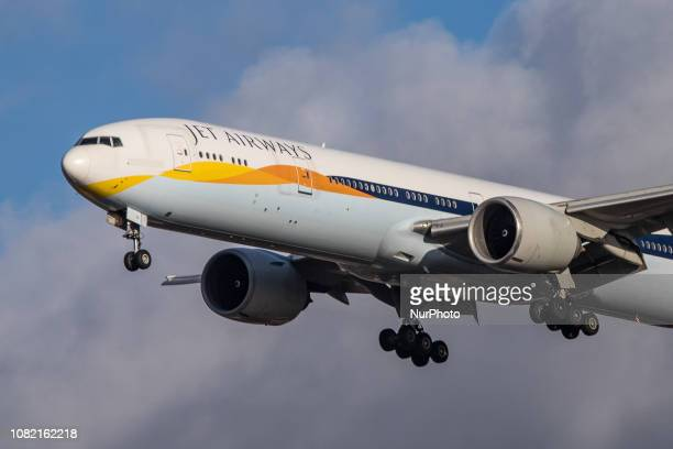 Jet Airways Pictures and Photos - Getty Images