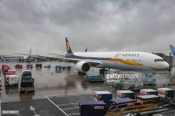 Jet Airways the largest private full service Indian carrier that uses as secondary hub Amsterdam Airport Schiphol to connect Delhi Mumbai Bangalore...