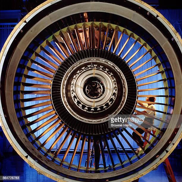 Jet engine manufacturing