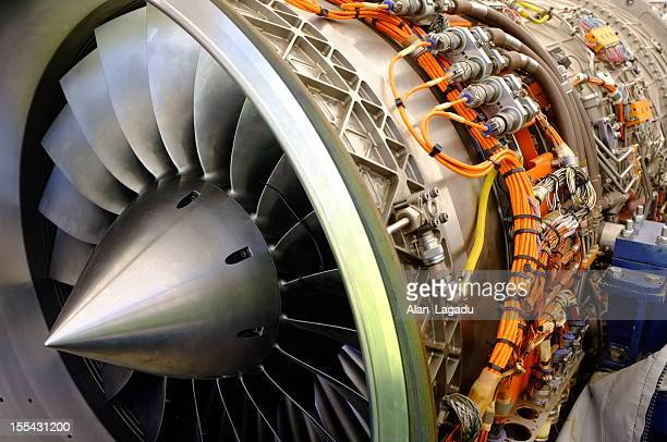 jet engine. - air vehicle stock pictures, royalty-free photos & images