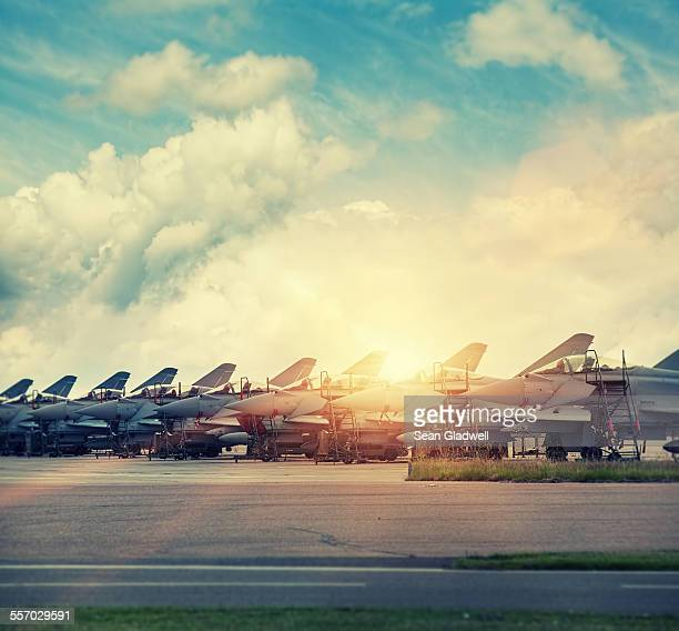 jet fighters - base stock pictures, royalty-free photos & images