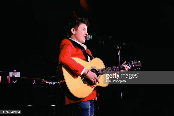 Jet Jurgensmeyer performs at Rockwell Table and Stage on December 05 2019 in Los Angeles California