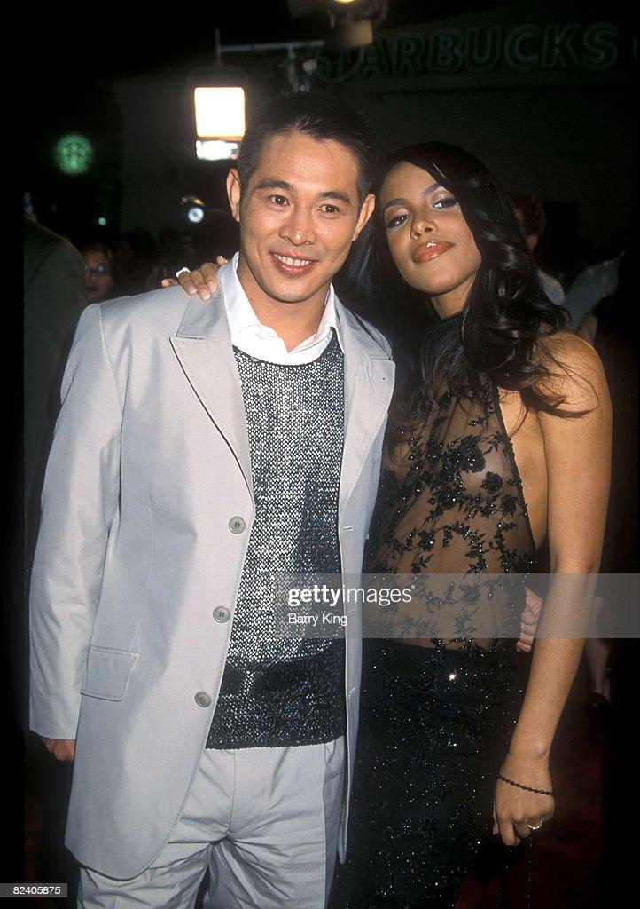 Jet li and aaliyah dating