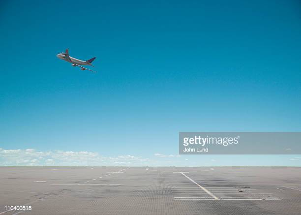 Jet Liner Departure