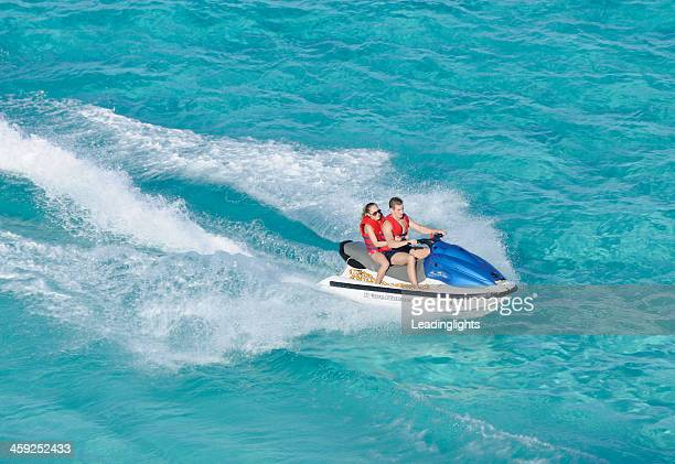 Jet-Ski, Bahamas