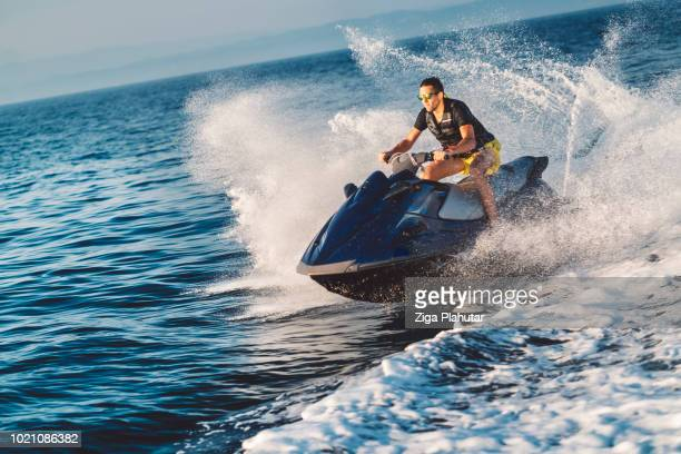 jet ski - jet ski stock pictures, royalty-free photos & images