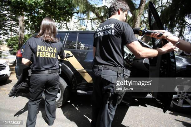 ジェット洗浄操作 - 連邦警察 ストックフォトと画像