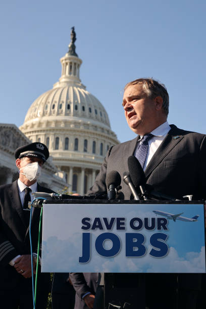 DC: Airline CEO's Seek Emergency Aid On Capitol Hill For Beleaguered Industry