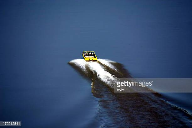 jetboating - hydroplane racing stock pictures, royalty-free photos & images