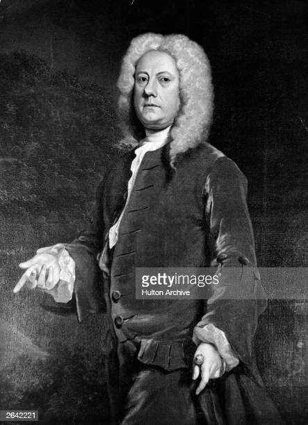 Jethro Tull agricultural writer farmer and innovator at the time of England's agricultural revolution circa 1720