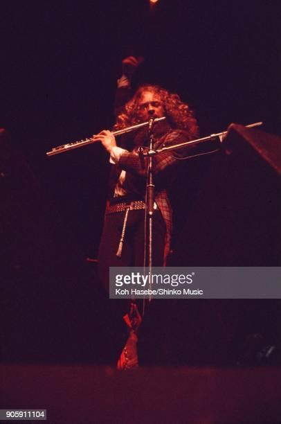 Jethro Tull live at Shinjyuku Koseinenkin Kaikan Hall July 19 Tokyo Japan Ian Anderson