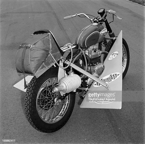 Jetpowered Evel Knievel Triumph Bonneville Motorcycle Johnson Motors