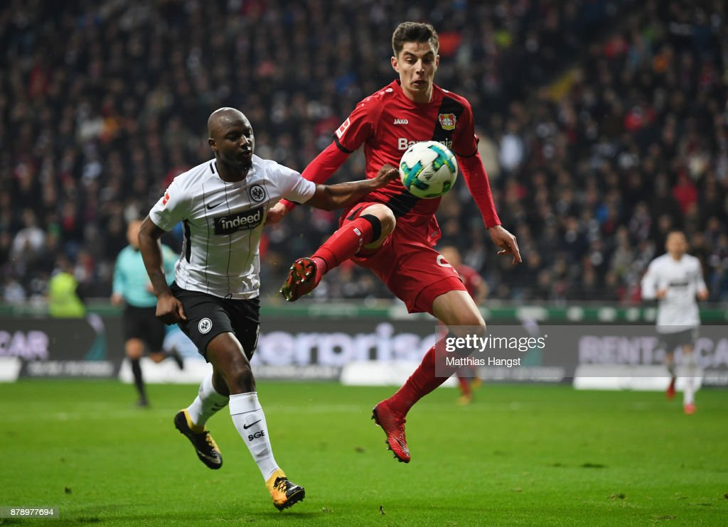 Eintracht Frankfurt v Bayer 04 Leverkusen - Bundesliga