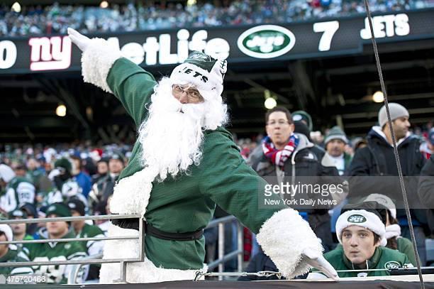 Jets Fans, 2nd quarter of New York Jets vs. New York Giants at MetLife Stadium.