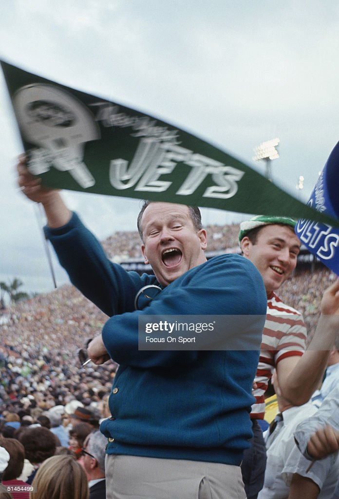 UNS: 12th January 1969 - NY Jets Win Super Bowl III