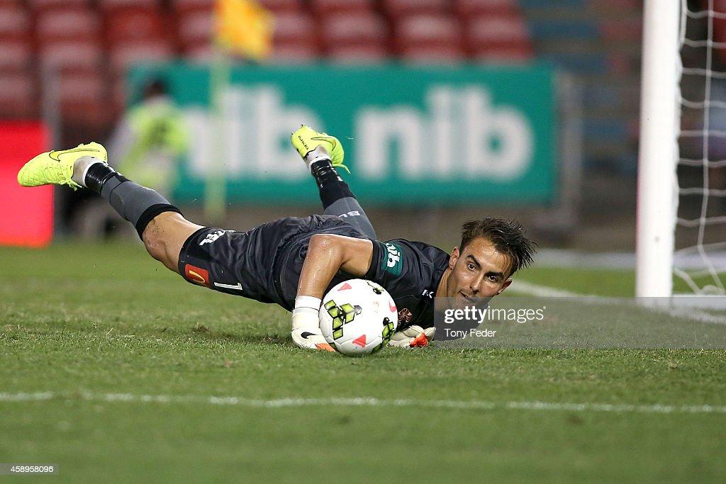 A-League Rd 6 - Newcastle v Brisbane