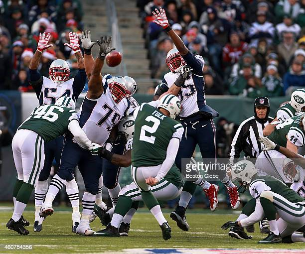 Jets place kicker Nick Folk out of the hold of Ryan Quigley missed a fourth quarter field goal attempt that if converted would have put New York...
