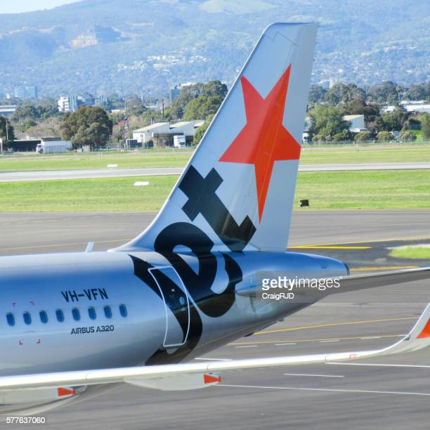 Jetstar Aircraft Tail
