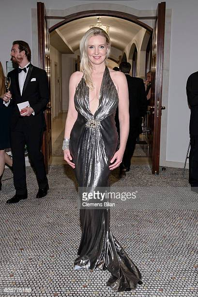 Jette Joop attends the 65th Bundespresseball at Hotel Adlon on November 25 2016 in Berlin Germany
