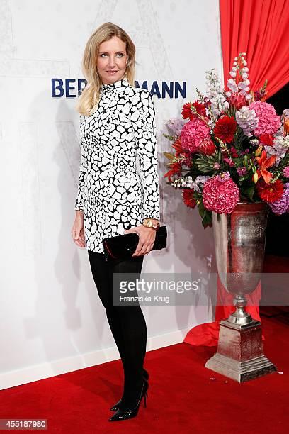 Jette Joop attends the Bertelsmann Summer Party at the Bertelsmann representative office on September 10 2014 in Berlin Germany