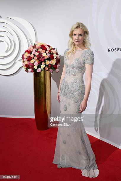Jette Joop attends the Rosenball 2014 on May 31 2014 in Berlin Germany