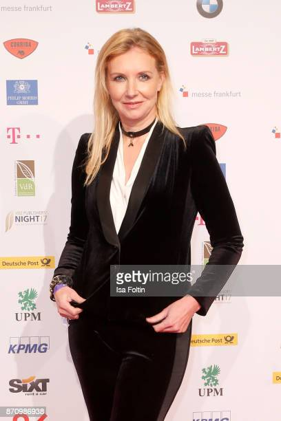 Jette Joop attends the VDZ Publishers' Night at Deutsche Telekom's representative office on November 6 2017 in Berlin Germany