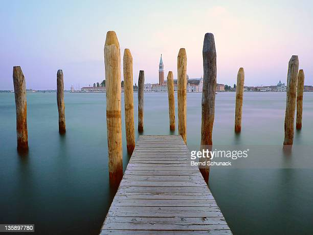 jetty - bernd schunack stock pictures, royalty-free photos & images