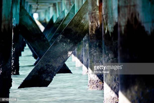 jetty - emma baker stock pictures, royalty-free photos & images