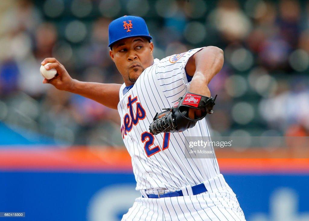 San Francisco Giants v New York Mets : News Photo