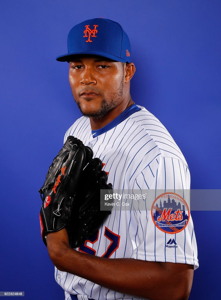 New York Mets Photo Day : News Photo