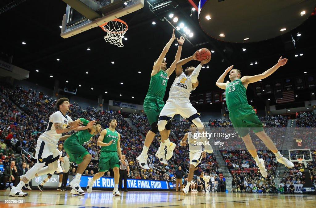 NCAA Basketball Tournament - Second Round - San Diego