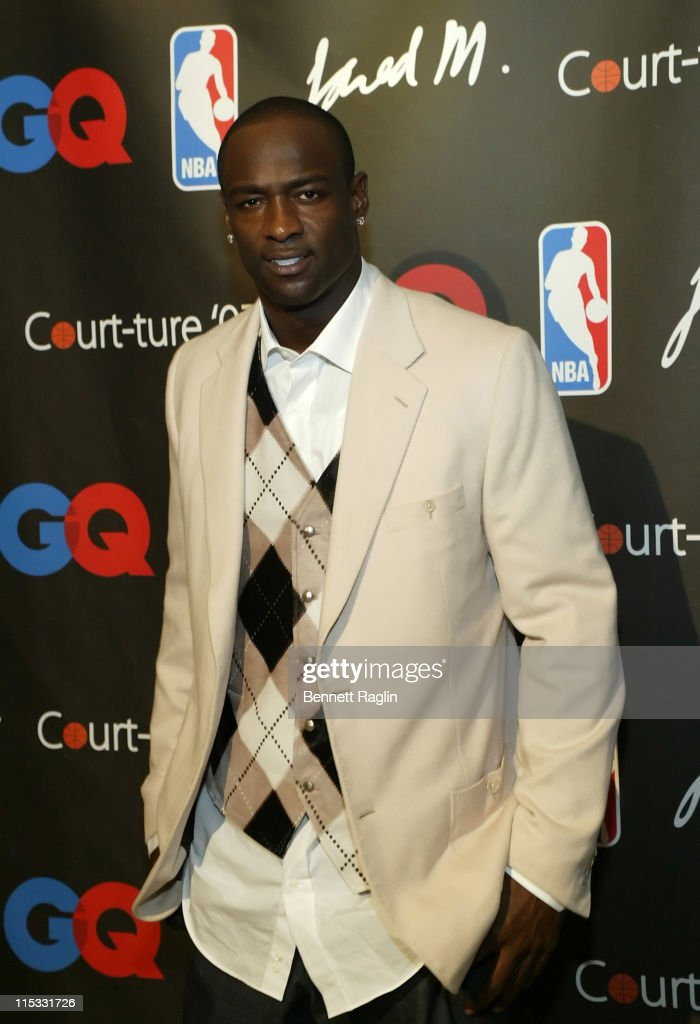 GQ and NBA Present Court-ture '07 Co-Hosted by Tony Potts and Frederique Van
