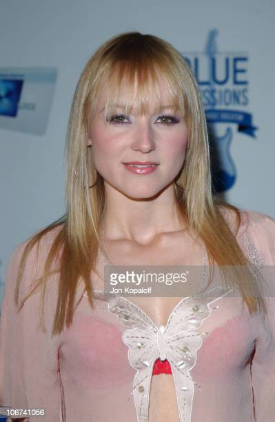 Jewel arrives at House of Blues for Blue Jam Sessions presented by Blue from American Express to help generate money and awareness for music...