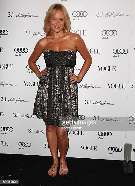 Jewel arrives at the Vogue's 1 Year Anniversary Party For 3.1 Phillip Lim's LA Store on July 15, 2009 in West Hollywood, California.