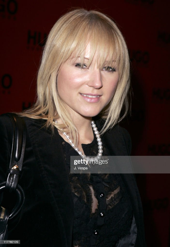 Hugo Boss Fall Winter 2005 Men's and Women's Collections Party - Red Carpet