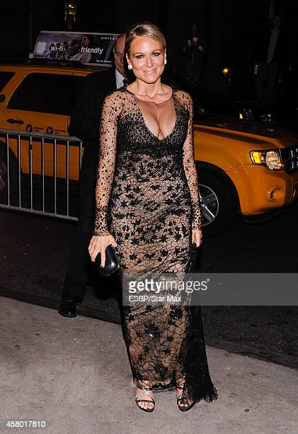 Jewel is seen on October 28 2014 in New York City
