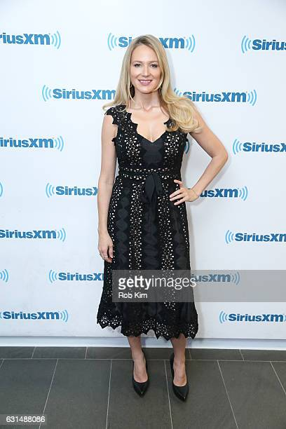 Jewel Kilcher visits at SiriusXM Studios on January 11, 2017 in New York City.